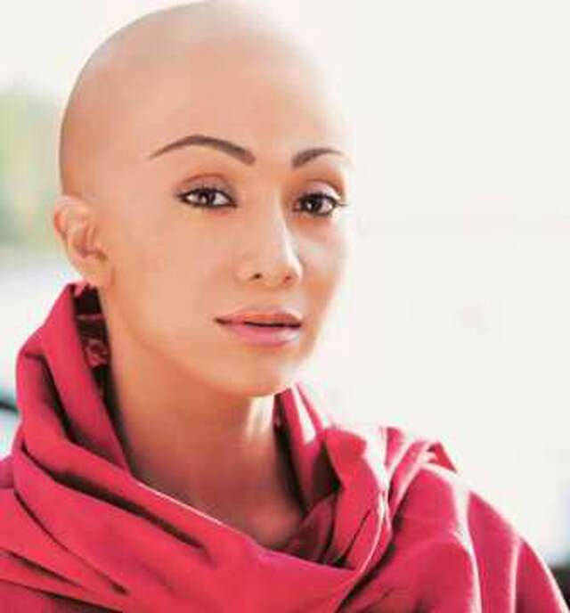 Bollywood celebrities who got bald on screen