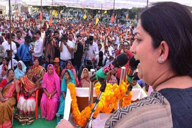 Loksabha election 2019: Can Smriti Irani snatch Amethi from
