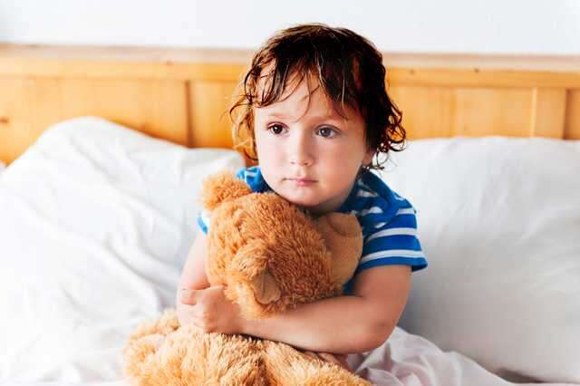Home remedies for bed wetting problems in child