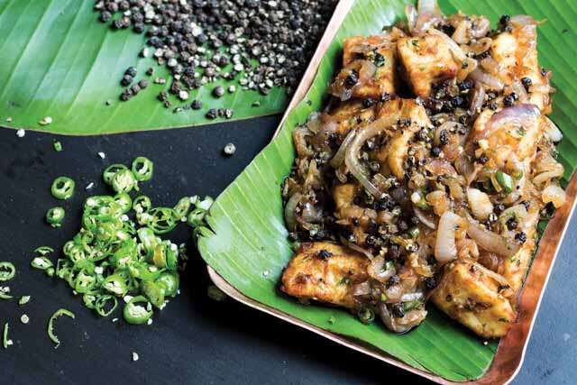 Starter, Paneer recipe, Paneer pepper fry recipe in Hindi, How to make paneer, Paneer and Black pepper, Black pepper recipe