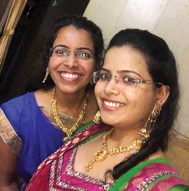 Elder sister who loved her younger one just like mother