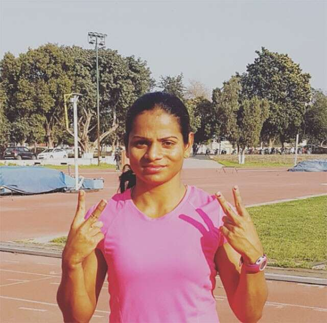 Dutee chand reveals that she is in love with same sex