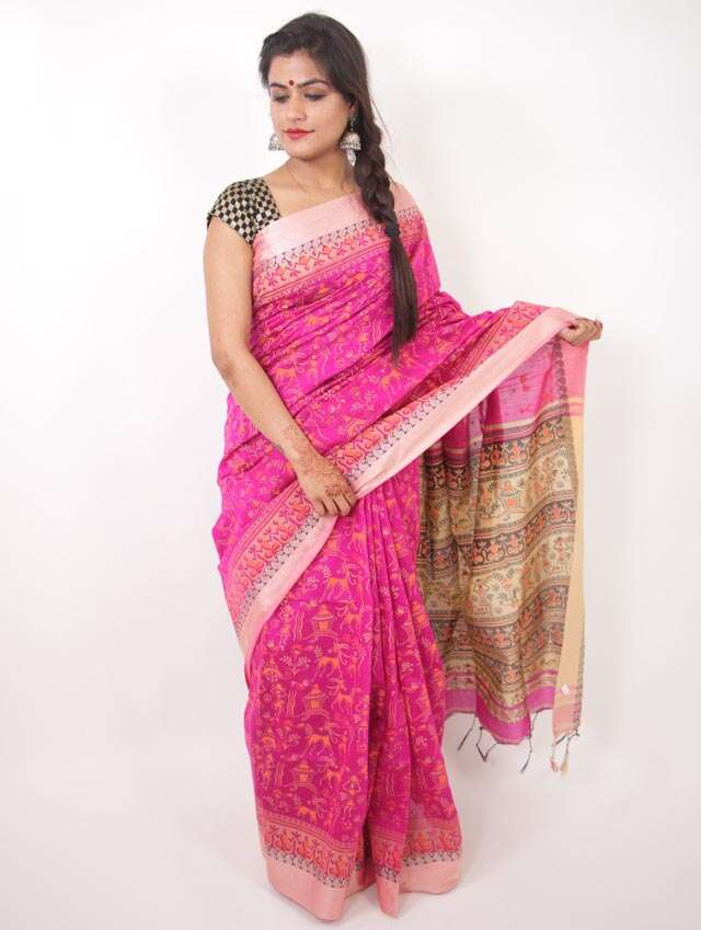How to choose saree for mother?