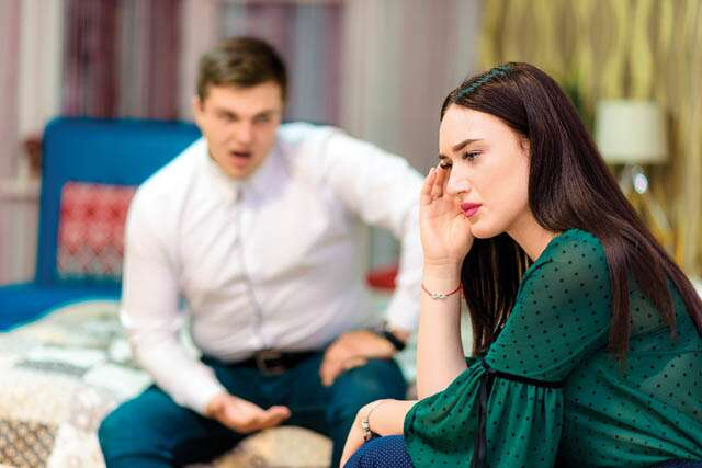 why women reluctant to come out of abusive relationship