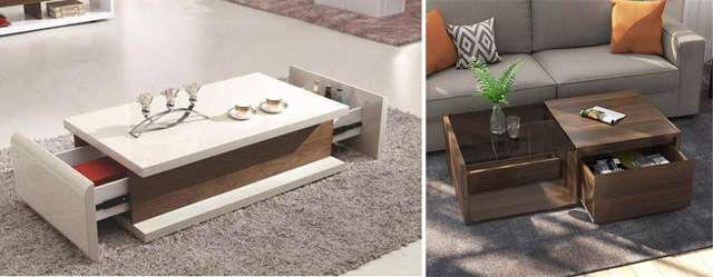 Buy these 6 furniture pieces for Small house