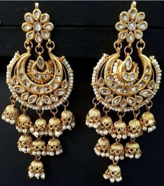 Chand bali has been adorned with ears for many years