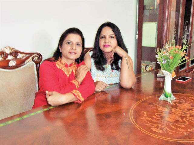 Transgender Amrita got new mother