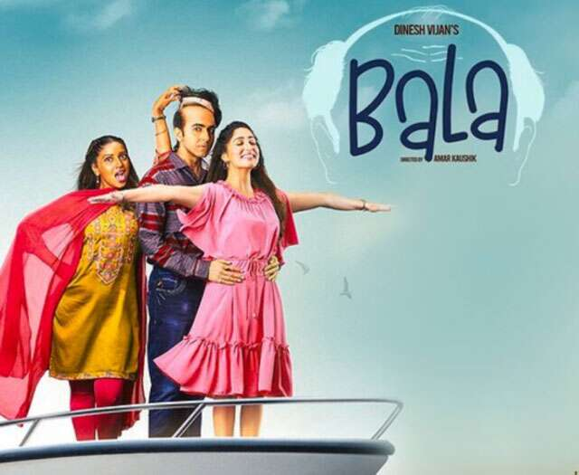 Review of Aysuhmann Khurrana's film Bala