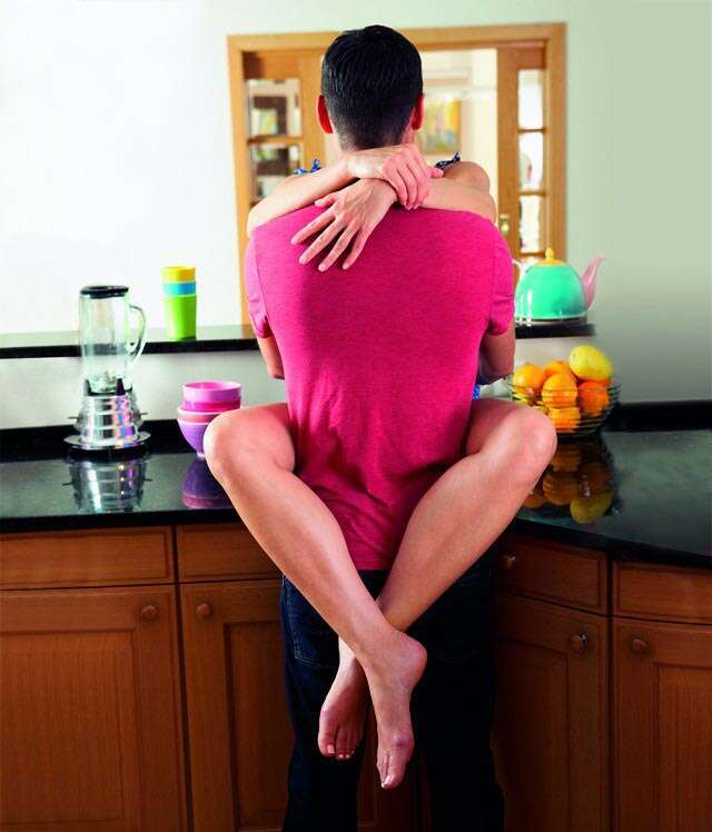5 Best spots for quickies