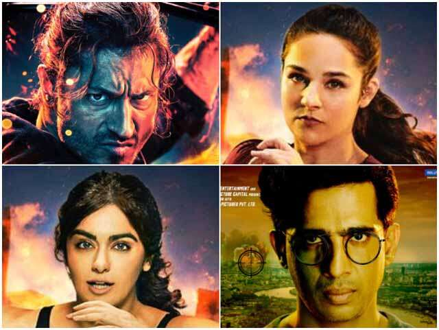 Review of Vidyut Jammwaal's film Commando 3