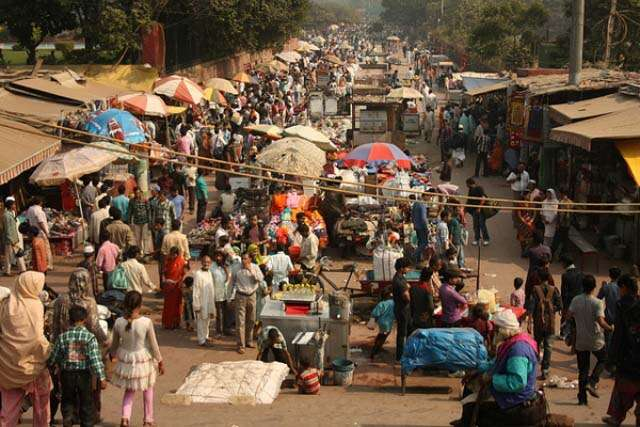 India's most famous local markets