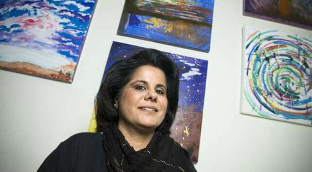 Meet Kavita Shivdasani of Art from behind the Bars