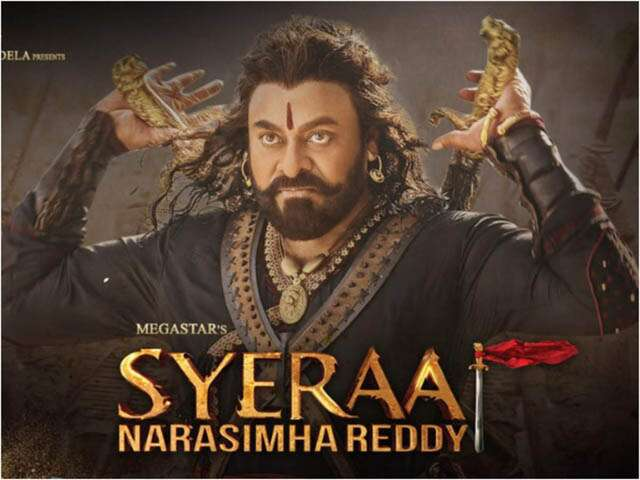 Review of Chiranjeevi's Sye Raa Narasimha Reddy