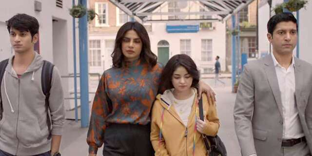 Review of Priyanka Chopra Jonas's film The Sky is Pink