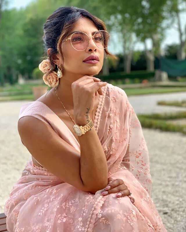 Take stylish look ideas from Priyanka Chopra Jonas