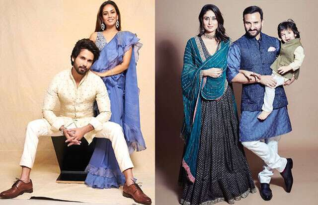 Who is the best dressed couple of this Diwali?