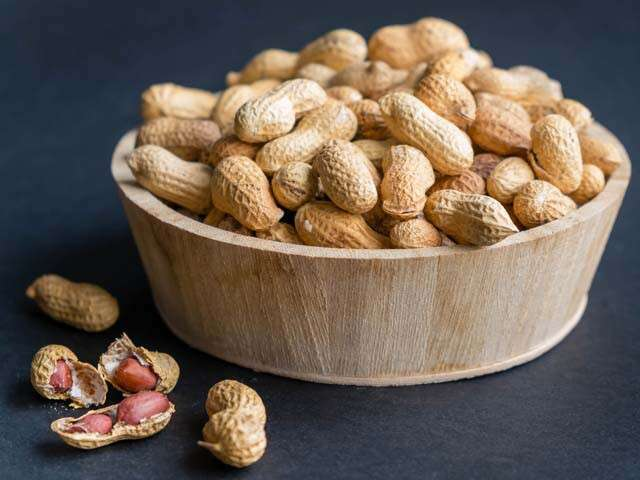 Eat peanuts for Healthy body