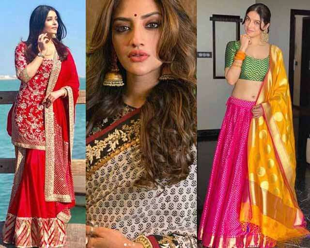 Try these nine colours on karwa Chauth