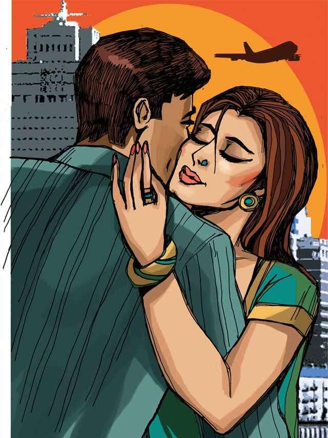 Read Story Goodbye party by Prachi Bhardwaj