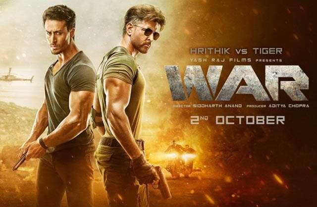 Review of Hrithik Roshan's War