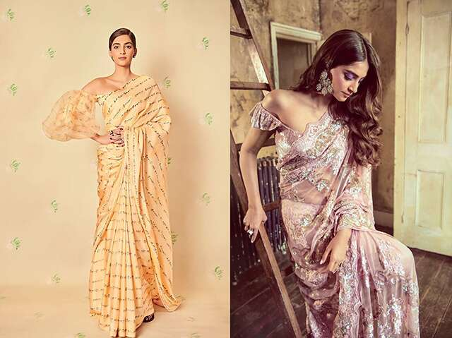 pair your saree with these five tops