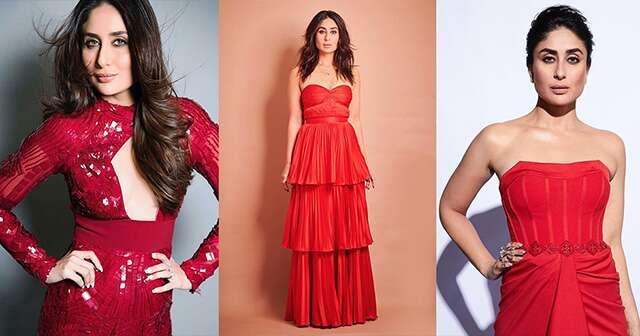 red colors like kareena Kapoor