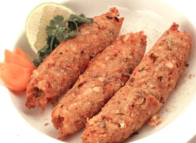 वेजेटेबल सींक कबाब