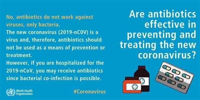 myths about corona virus