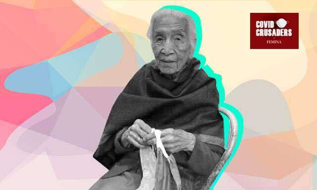 Meet 95 year old corona warrior Pi Nghakliani
