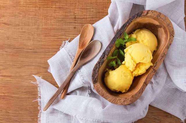 Dessert recipe: Papaya Icecream