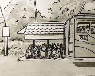 उसकी रोटी: मोहन राकेश की कहानी