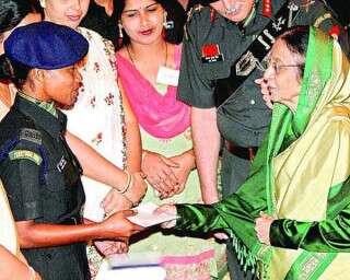 कौन थीं, भारतीय सेनाकी पहली महिला जवान शांति तिग्गा?