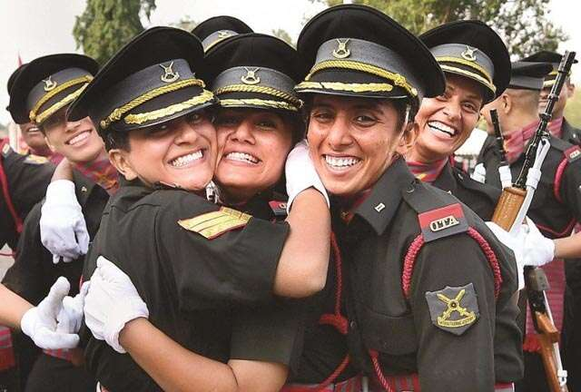 Permanent commission to women officers in the Army