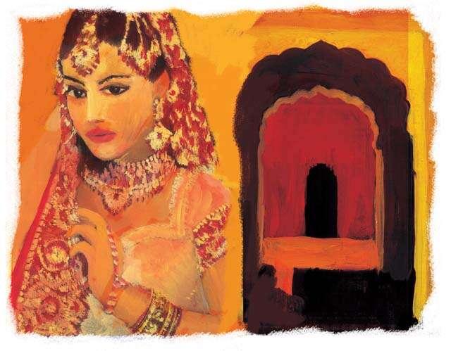 Ismat chughtai's Story Bhabhi