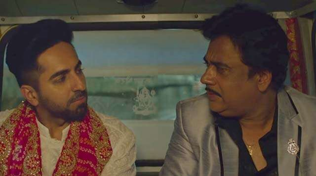 Review of Ayushmann Khurrana's film Shubh Mangal Zyda Savdha