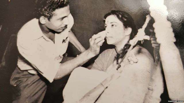 Pandhari Juker the favorite makeup artist of stars passes aw