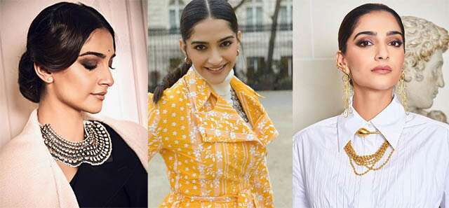 For makeover take help from Sonam Kapoor's these looks