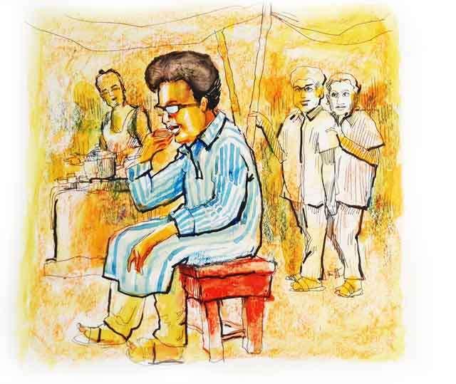 Hindi Story Faisala by Bhishma Sahani