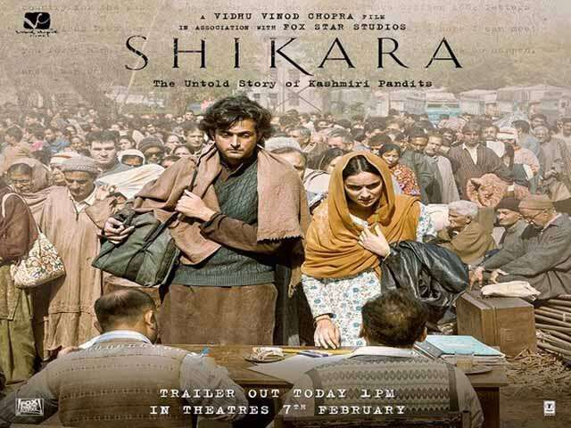 Review of Vidhu Vinod Chopra's Shikara