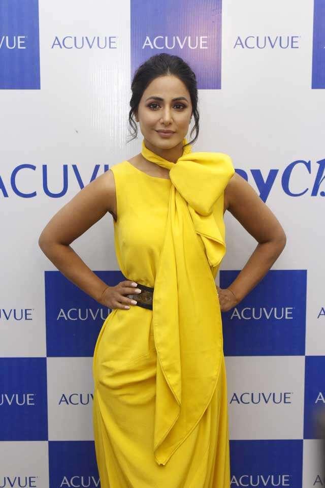 Hina Khan on Balancing her Career, Fashion and Fitness