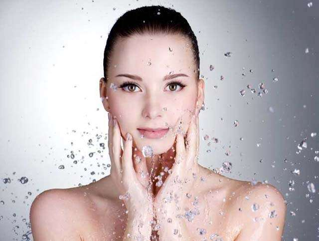 Winter skincare with natural ingredients