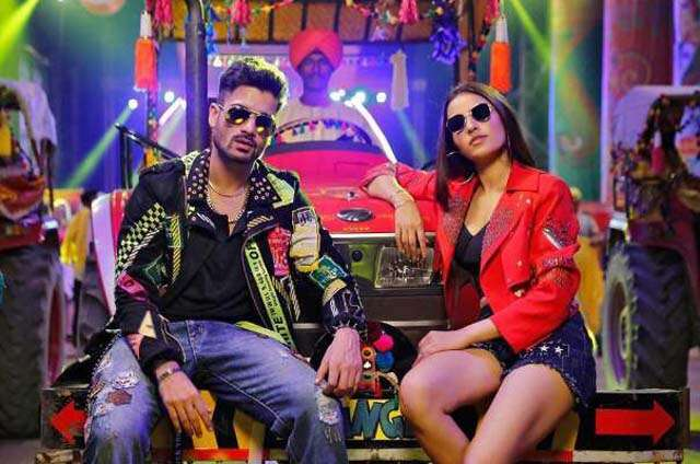 Review of Sunny Kaushal and Rukshar Dhillon's film Bhangra P