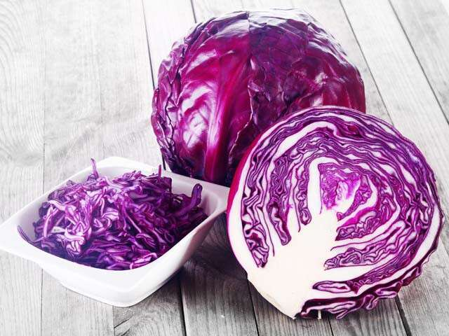 Add purple foods in your diet
