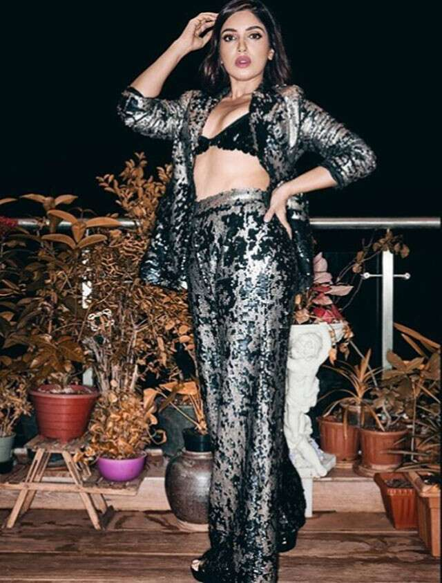 Take Inspiration from Bhumi pednekar for Party Wear Outfits