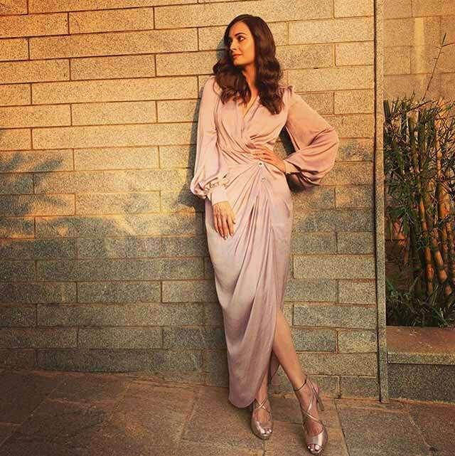 Dia Mirza's 10 best look's