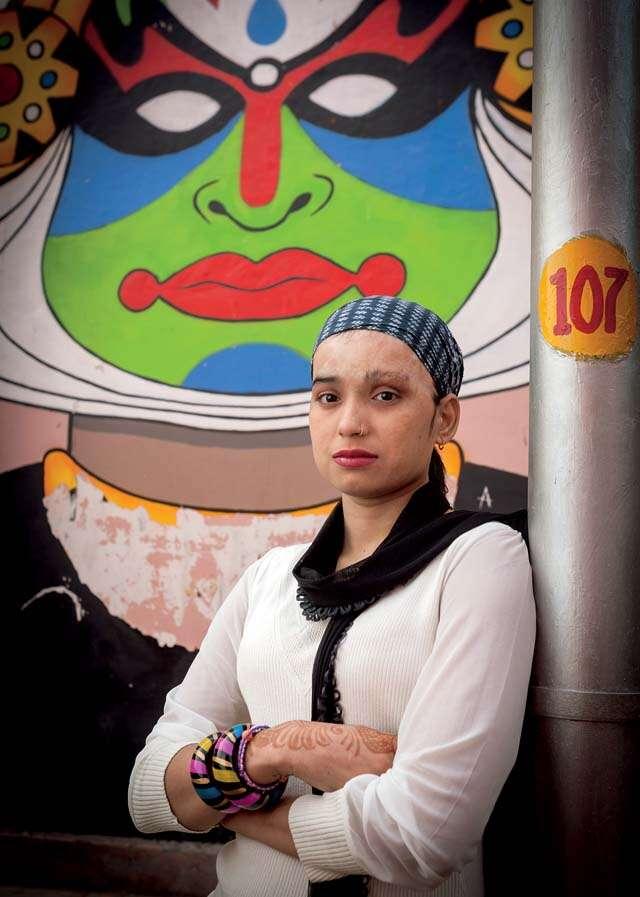 Acid attack survivors Inspiring stories