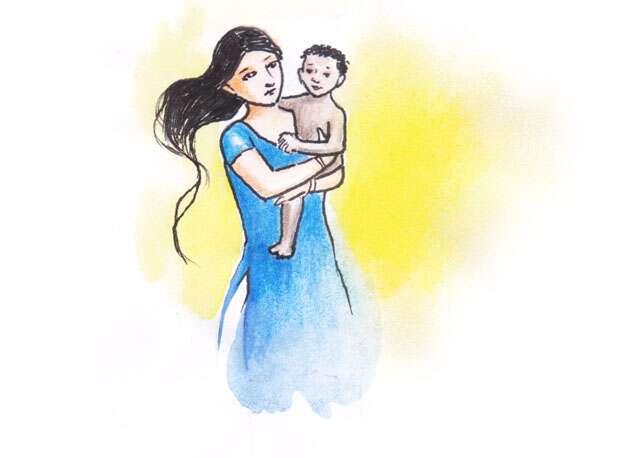 Mahadevi Verma's Story Binda