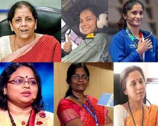 2019 की चर्चित महिलाएं, जिन्होंने अलग-अलग क्षेत्र में अपनी पैठ बनाई