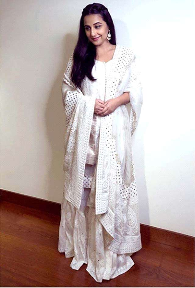 Bollywood celebs white look love
