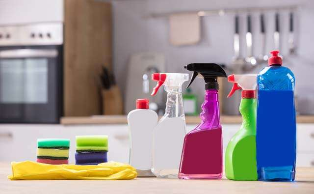 Precautions we should take while sanitizing our homes and of